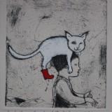 Kadi Kurema-Saabastega kass