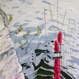 Sirpa Mettiäinen-Den rosa blomman