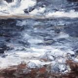Helle Lõhmus-Vastu kalmi rannakive