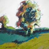 Tony Roos-Två träd