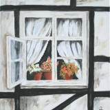 Ingeborg Saes-Truss window