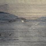 Lill Sjöström-Blå berg väv